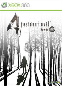 Resident Evil 4 HD per Xbox 360
