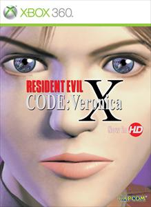 Resident Evil Code: Veronica X HD per Xbox 360