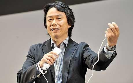 Monografie - Shigeru Miyamoto