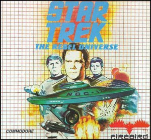 Star Trek: The Rebel Universe per Commodore 64