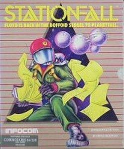 Stationfall per Commodore 64