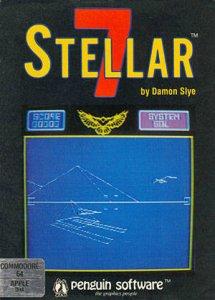 Stellar 7 per Commodore 64