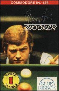 Steve Davis Snooker per Commodore 64