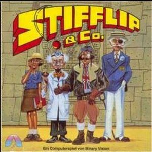 Stifflip & Co. per Commodore 64