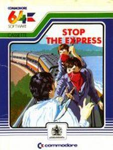 Stop the Express per Commodore 64