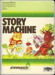 Story Machine per Commodore 64
