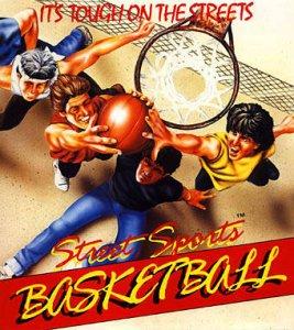 Street Sports Basketball per Commodore 64