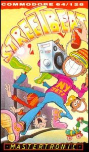 Street Beat per Commodore 64