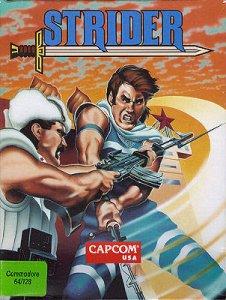 Strider per Commodore 64