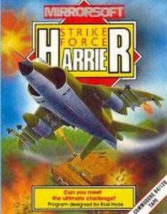 Strike Force Harrier per Commodore 64