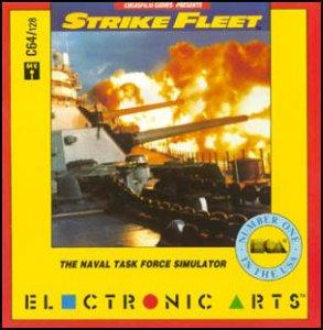 Strike Fleet per Commodore 64
