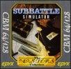 Sub Battle Simulator per Commodore 64