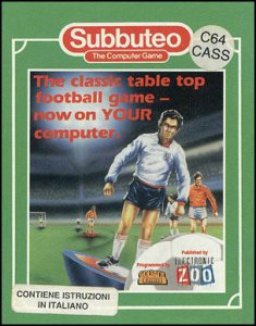Subbuteo per Commodore 64