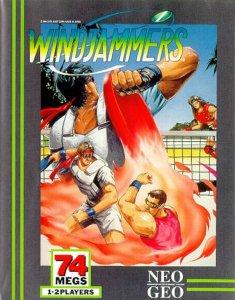 WindJammers per Neo Geo