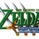 The Legend of Zelda: Four Swords Anniversary Edition - Trucchi