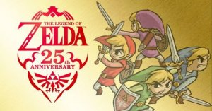 The Legend of Zelda: Four Swords Anniversary Edition per Nintendo DSi