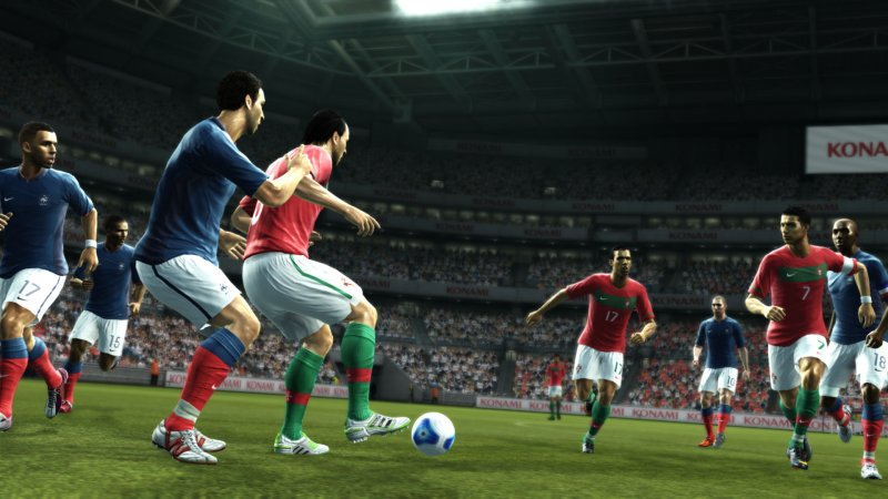 telecronaca italiana pes 2012 pc