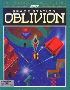 Space Station Oblivion per Commodore 64
