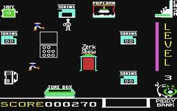 Spare Change per Commodore 64