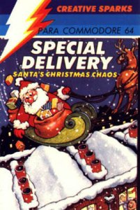 Special Delivery: Santa's Christmas Chaos per Commodore 64