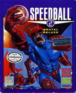 Speedball 2: Brutal Deluxe per Commodore 64