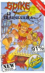 Spike in Transilvania per Commodore 64