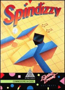 Spindizzy per Commodore 64