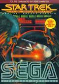 Star Trek: Strategic Operations Simulator per Commodore 64