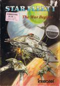Star Fleet I: The War Begins per Commodore 64
