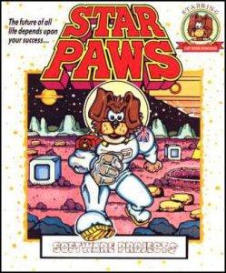 Star Paws per Commodore 64