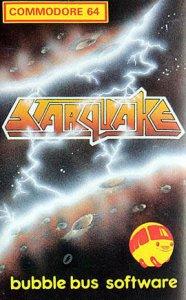 Starquake per Commodore 64