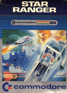 Star Ranger per Commodore 64