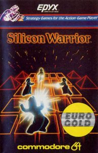 Silicon Warrior per Commodore 64