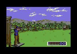 Skeet Shootin' per Commodore 64