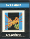 Skramble per Commodore 64