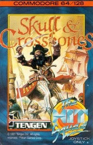 Skull & Crossbones per Commodore 64