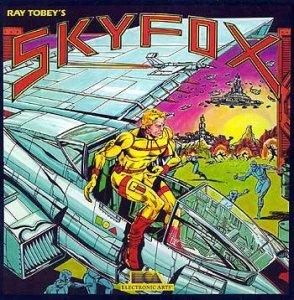 Skyfox per Commodore 64
