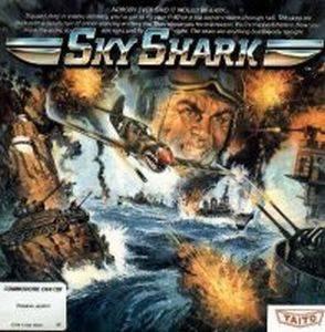 Sky Shark per Commodore 64