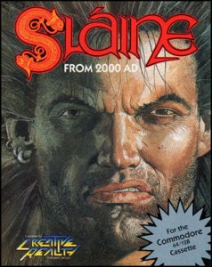 Slaine per Commodore 64