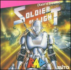 Soldier of Light per Commodore 64