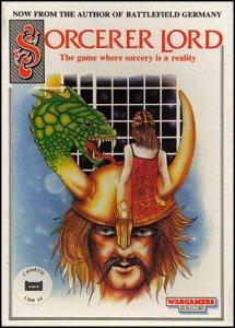 Sorcerer Lord per Commodore 64