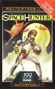Space Hunter per Commodore 64