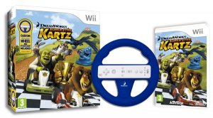 DreamWorks Super Star Kartz per Nintendo Wii