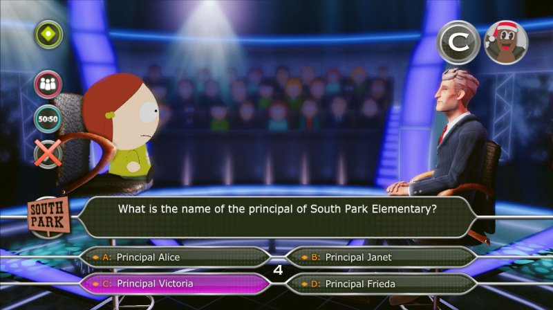 South Park invade Chi Vuol Essere Milionario? Le Edizioni Speciali