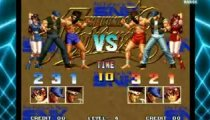 The King of Fighters '95 - Gameplay