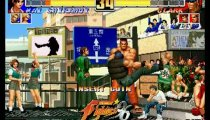 The King of Fighters '96 - Gameplay