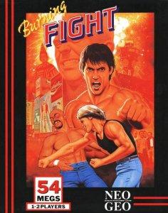 Burning Fight per Neo Geo