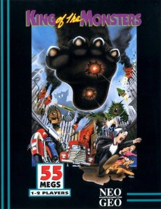 King of the Monsters per Neo Geo