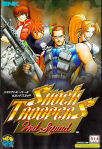 Shock Troopers: 2nd Squad per Neo Geo