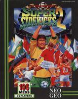 Super Sidekicks 2 per Neo Geo
